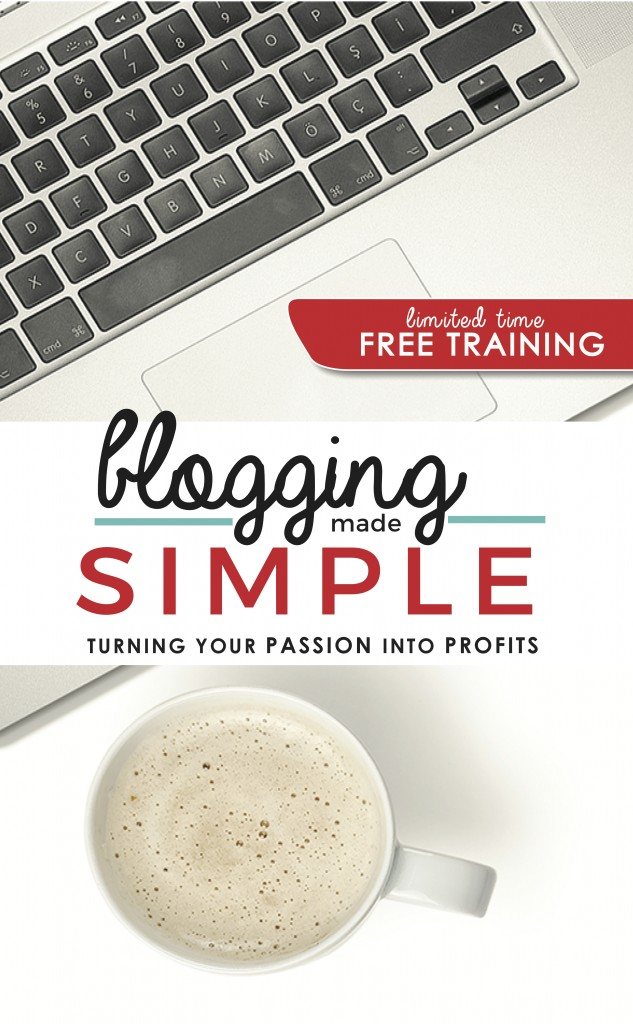 Ever felt like you were spinning your wheels on your blog? Me too. Elite Blog Academy helped my grow and I still have so much to learn. Grab the 3 FREE classes NOW and get on the waiting list.