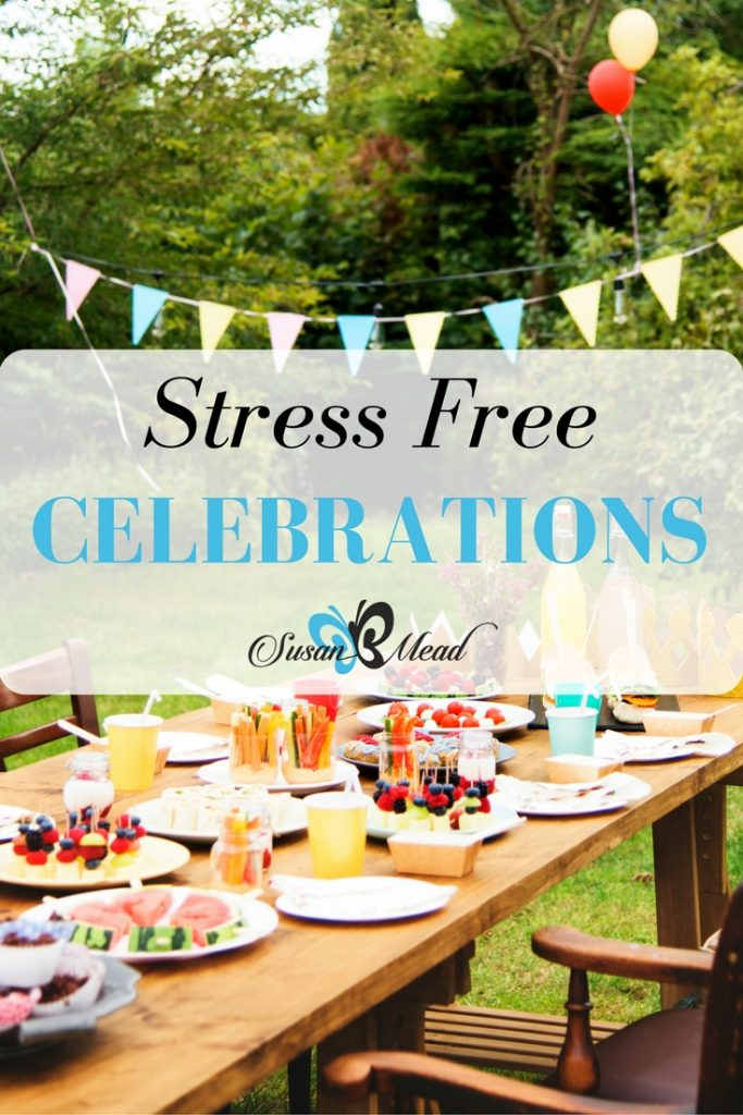 Need a personalized gift? Celebrating a relative's baptism or hosting a large party at your home? Consider these tips to put together a stress free event!