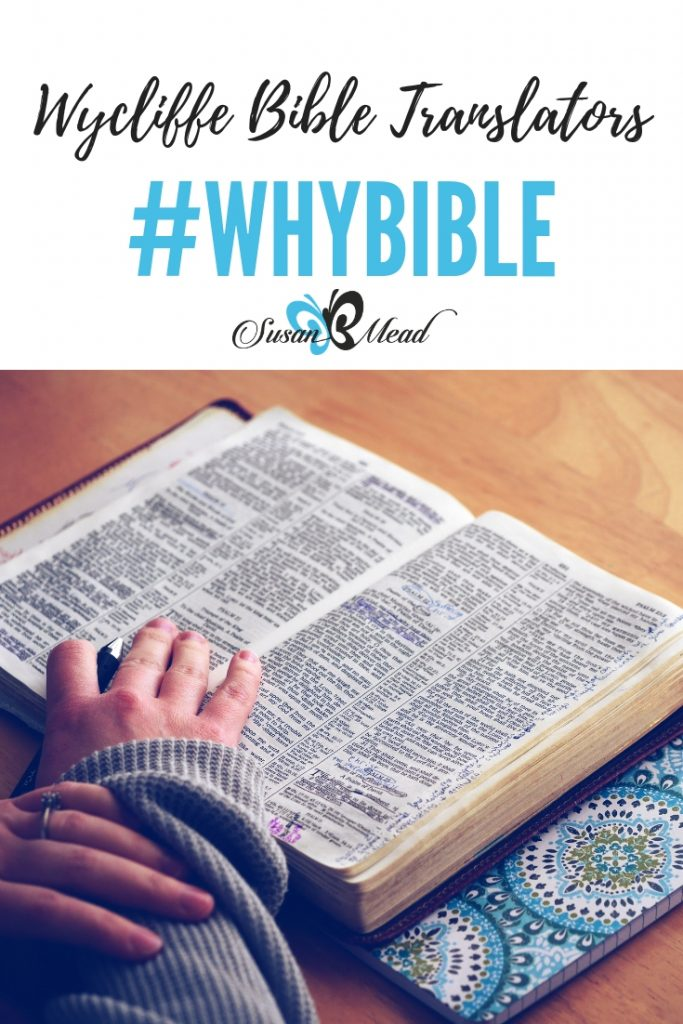 #WhyBible - It matters - eternally.