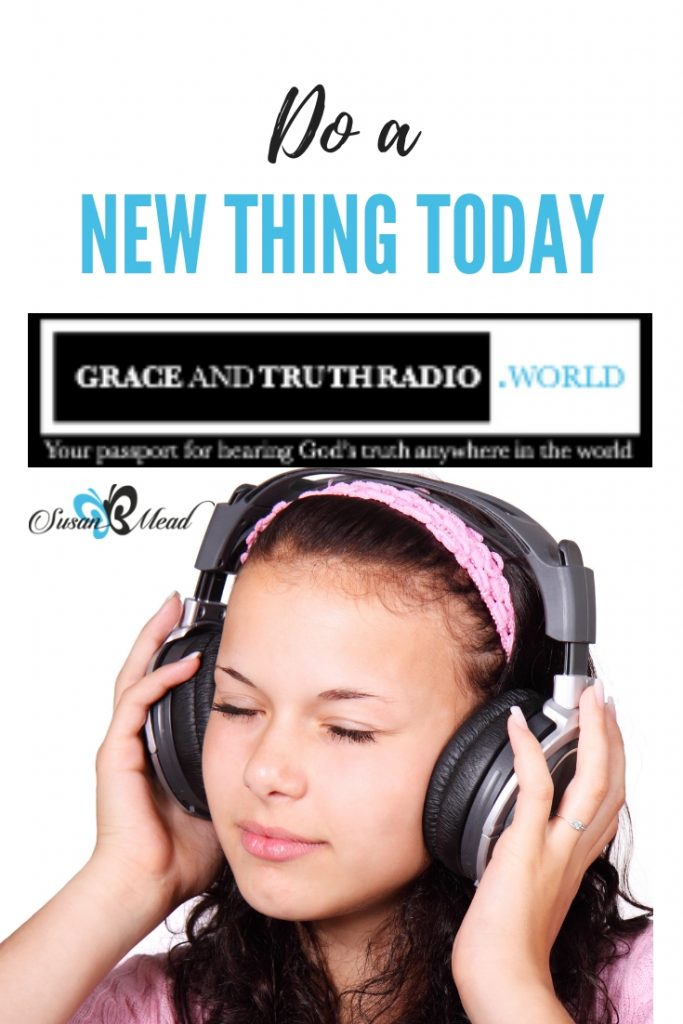 GraceAndTruthRadio.World is where you can listen to Find Calm in the Chaos of Life Radio Show