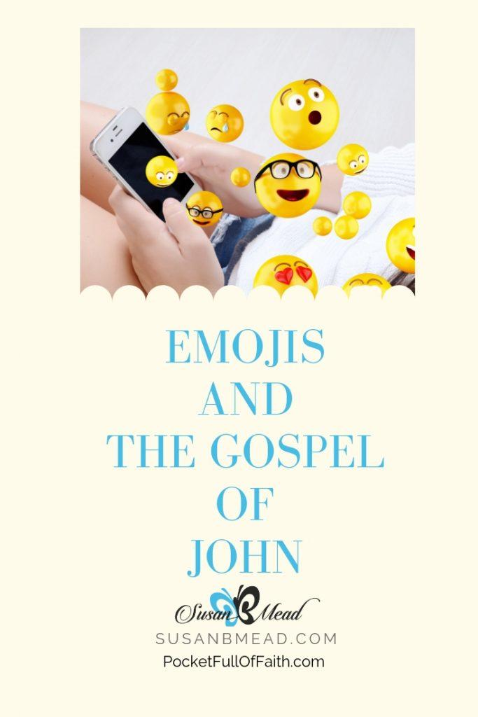 Emojis help us share the Good News of Jesus