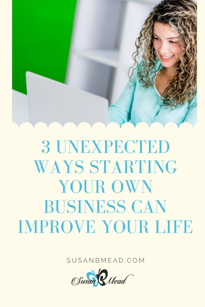 Starting your own business can be a joy.