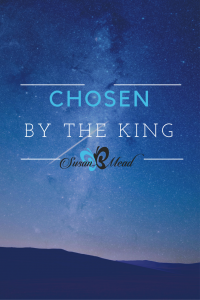 Chosen, Chosen Come & walk with Me today Chosen, Chosen Come & walk My way Glory! Hallelujah To You my God I sing For I'm chosen, chosen By the Risen King