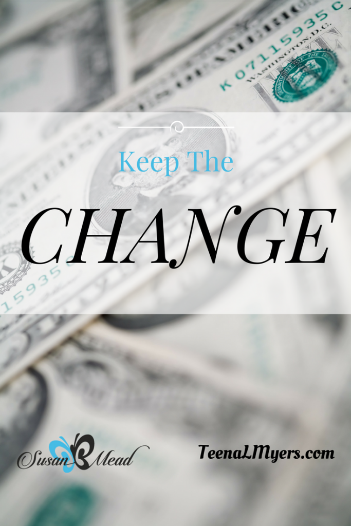 Why anyone would give me more than the asking price? Then someone else said keep the change. It happened again and again. Proverbs 19:17 came to life!