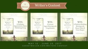 Have you dreamed of sharing your idea with a big publisher? Now is your chance! Pitch your idea. Share your vision. Get feedback. Enter the writer's contest