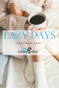 Lazy days. God was waiting to give me refreshment deep in my bones, but I was afraid of walking through the desert to get there. It is worth it. Join us!
