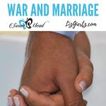 On War and Marriage, The Master's Plan by Liz Giertz
