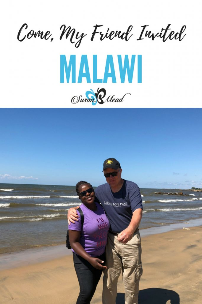 Malawi. Come, my friend invited. When the word of God is brought to a DRC community in their own language, the heart of God can move through the people.