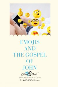 Emojis help us share the Good News of Jesus
