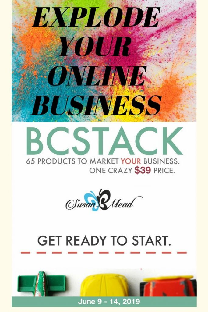 Explode your online business with the 2019 BC Stack now