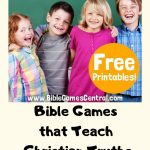 Find Free Bible Games That Teach Christian Truths