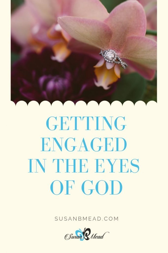 Get engaged in the presence of God and your friends