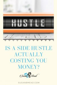 What is your side hustle?